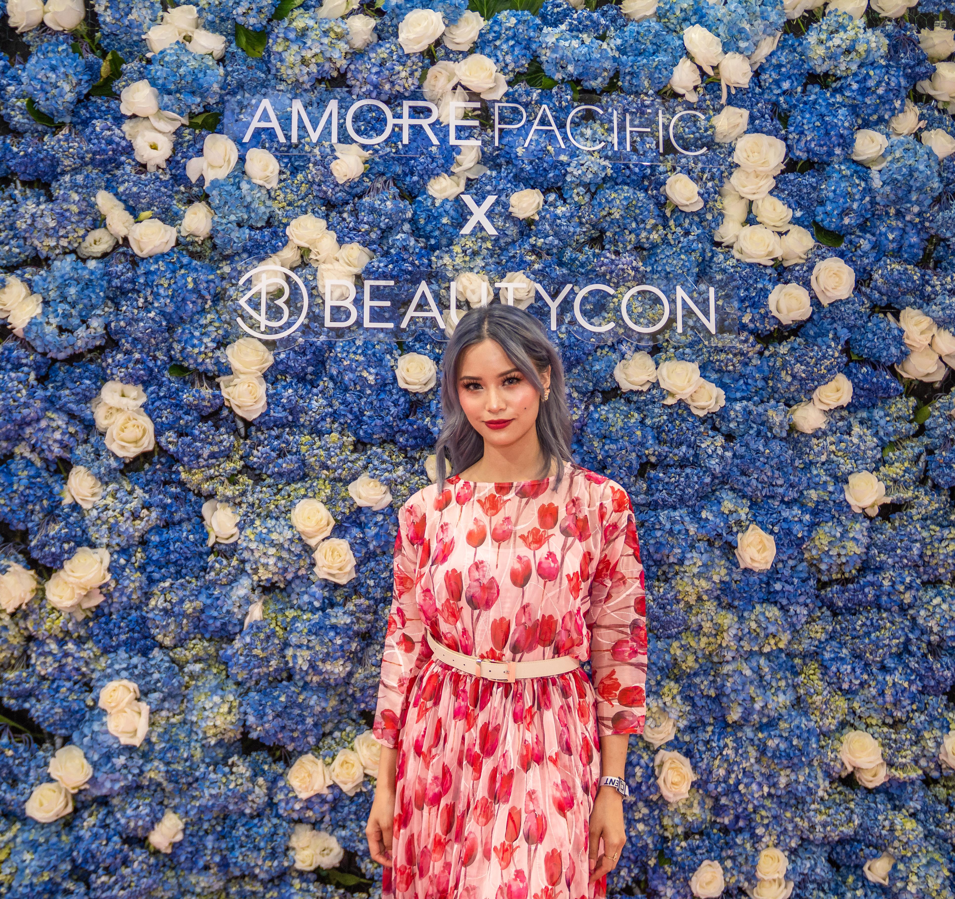 Beautycon LA 2018 Yukibomb Amore Pacific Booth