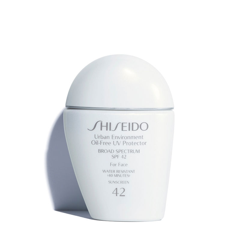 J-Beauty Shiseido - Urban Enviornment Oil-Free UV Protector