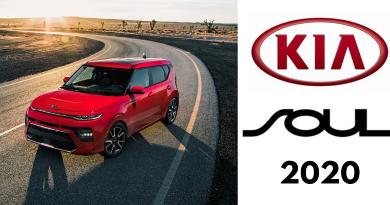 2020 Kia Soul Media Event – Ride and Drive