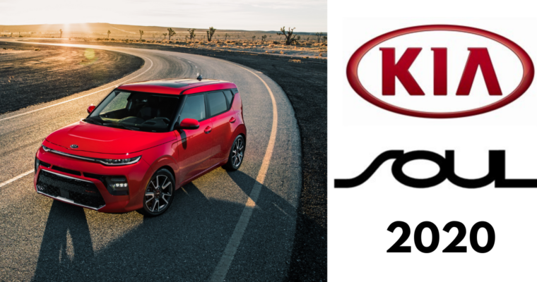 2020 Kia Soul Media Event – Ride and Drive